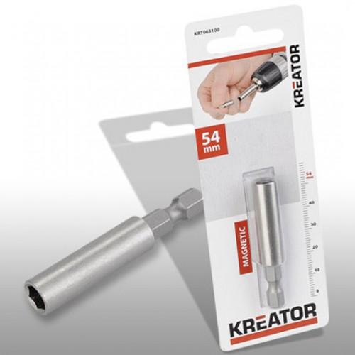 Držák bitů KRT063100 magnetický Kreator, 54mm