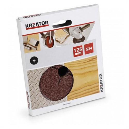 Sady brusných papírů KRT250501