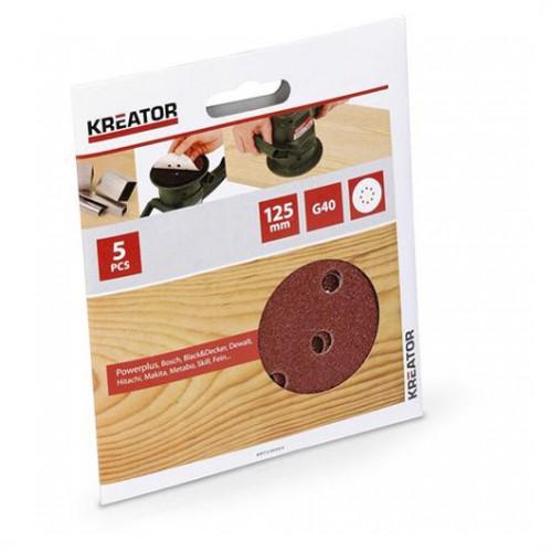 Sady brusných papírů KRT230503