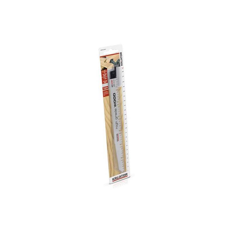 Pilové plátky na tvrdé dřevo, Kreator KRT031003, 2 kusy