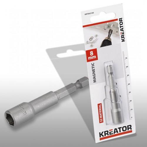 Klíč nástrčný magnetický KRT062100