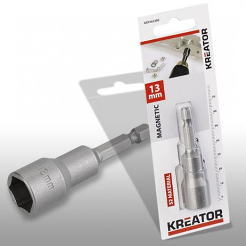Klíč nástrčný magnetický KRT062300