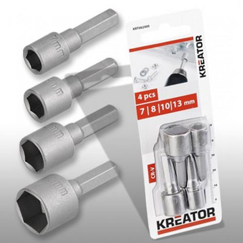Sada klíčů nástrčných KRT062400