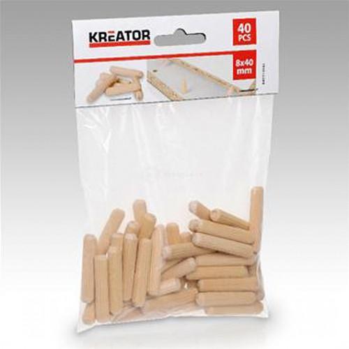 Truhlářské kolíčky KRT110102