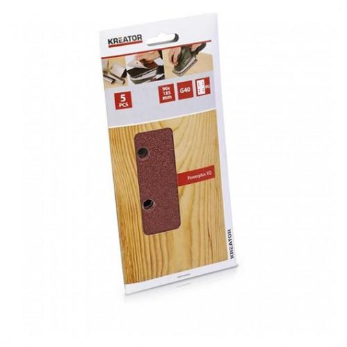 Sady brusných papírů KRT200503