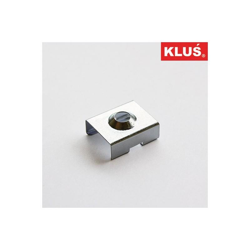 Montážní úchytka KlusDesign pozinkovaná, 1072