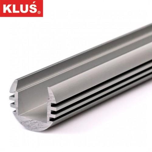 Profil hliníkový B3777 KlusDesign PDS-O, anodizovaný