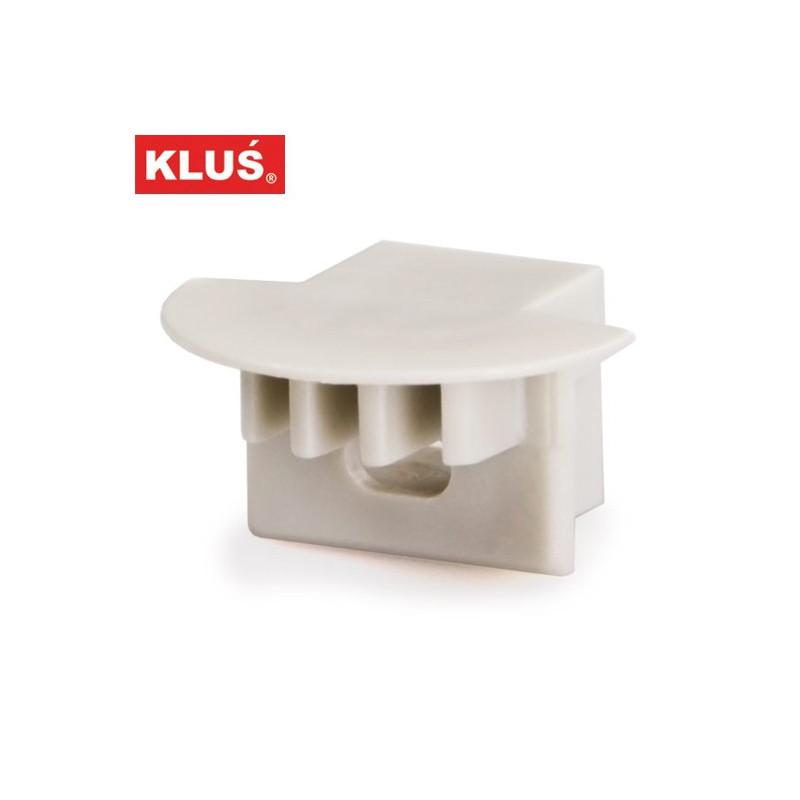 Záslepka s otvorem pro profil PDS4-K KlusDesign, 1447