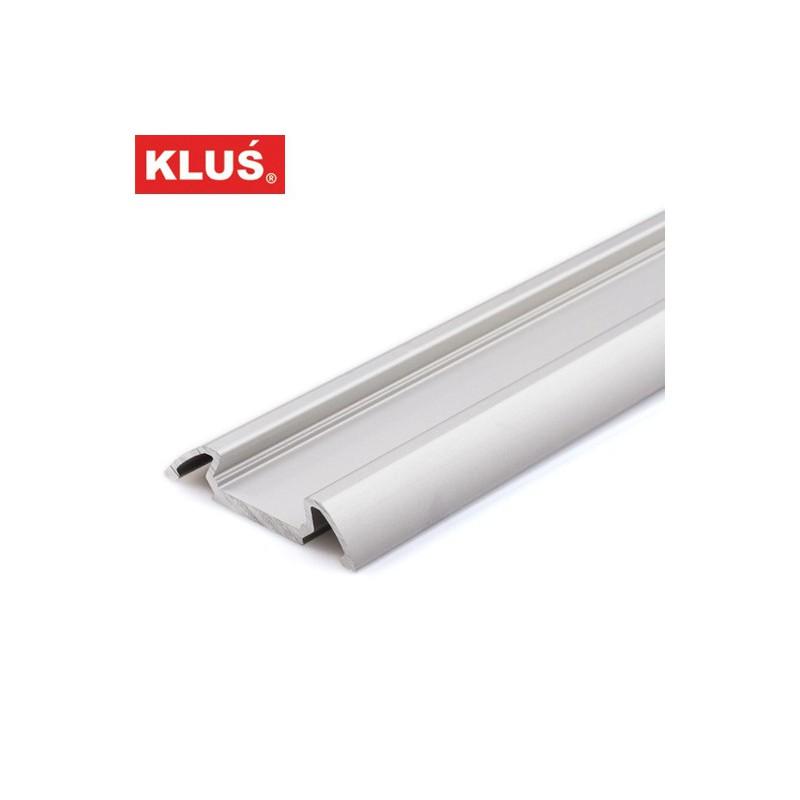 Profil hliníkový B4369 KlusDesign STOS-ALU, anodizovaný