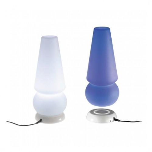 Stolní lampa LED - RGB nabíjecí, Baby Marge