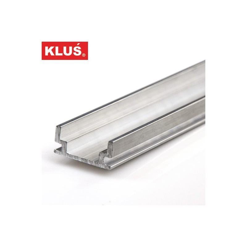Profil hliníkový B1889 KlusDesign HR-ALU, surový hliník