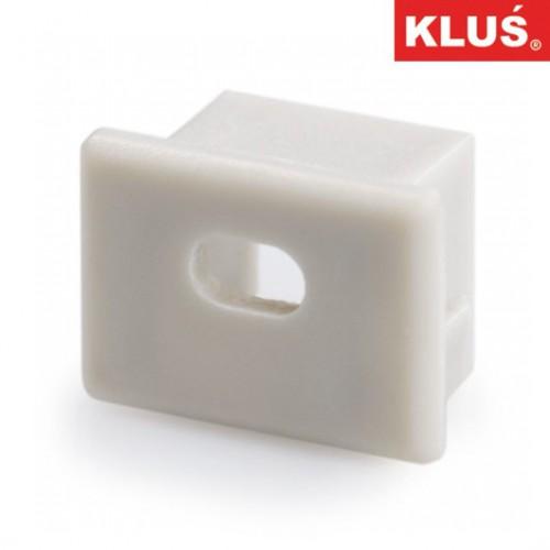 Záslepka s otvorem pro profil PDS4-ALU KlusDesign, 1057