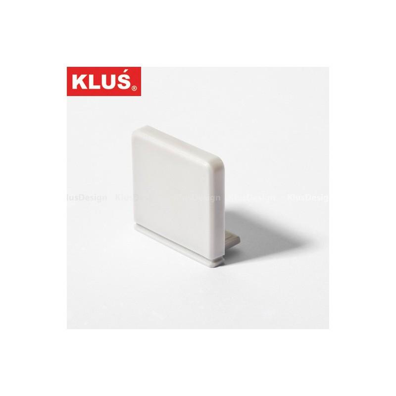 Záslepka pro profil GIP-ALU s difuzorem G-K KlusDesign, 0037