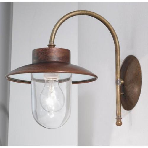 Nástěnné svítidlo, Il Fanale 230.03.ORT - čiré sklo