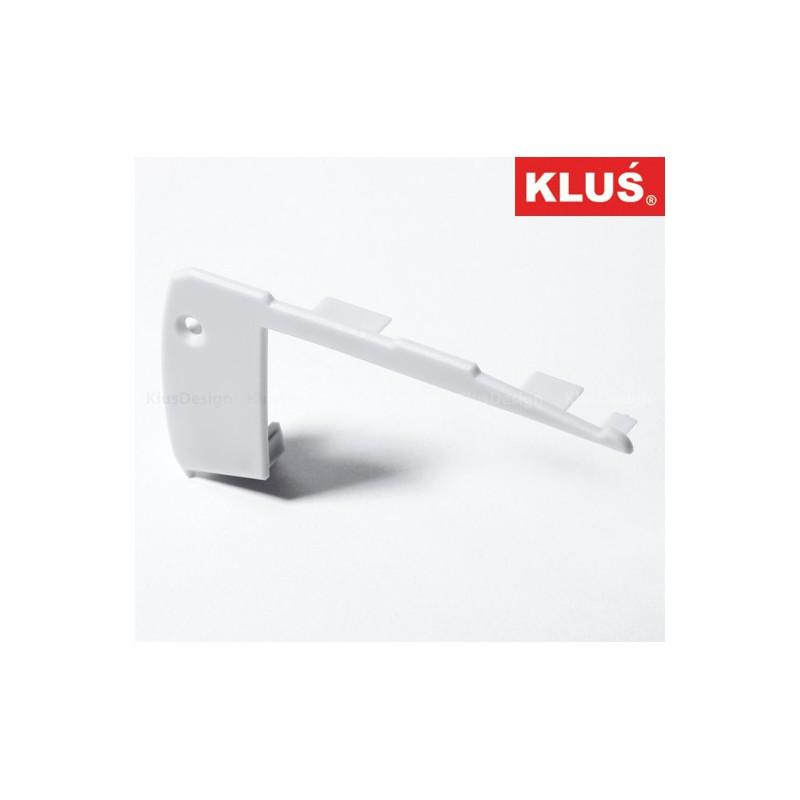 Záslepka pro profil STEP KPL-ALU KlusDesign, 00303 - pravá