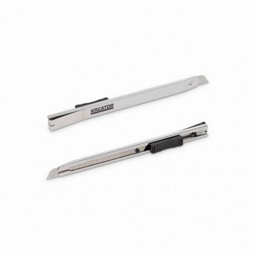 Odlamovací narezový nůž KRT000202 Kreator, 9mm