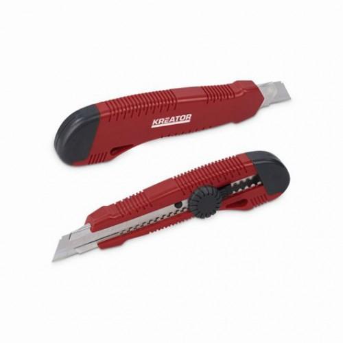 Odlamovací nůž KRT000203 Kreator, 18mm