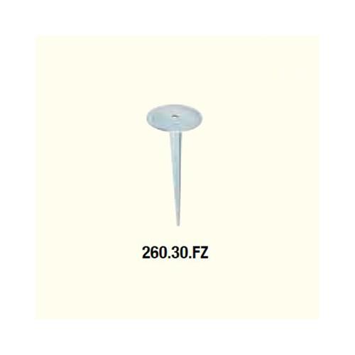 Instalační zemní trn 260.30.FZ pro sloupková svítidla Fioro, 1 zdroj