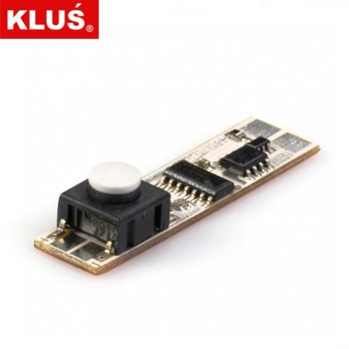 Mikro vypínač do profilů 1576, 12/24V DC, 48/98W