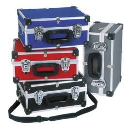 Kufry hliníkové