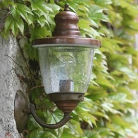 Svítidla nástěnná rustikální a klasická exteriérová